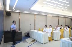 普利兰婴儿针技术研讨会在北京新星靓京广成功举办!
