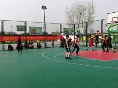 阜阳市颍泉区2019年农民篮球巡回赛圆满完成 6支队伍参加