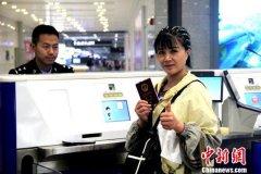 """安徽合肥""""五一""""小长假出入境客流总量或再创新高 突破1万人次"""