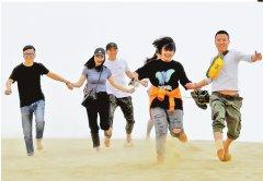 五一小长假新疆巴音郭楞蒙古州尉犁县共接待游客16万余人次