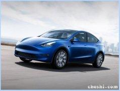 特斯拉Model Y实车图片曝光 起售价格约为33万元