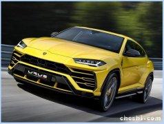 兰博基尼新款SUV曝光 将搭载一台4.0T V8涡轮增压发动机