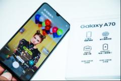 三星Galaxy A70,这才是年轻消费者的手机