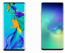 三星Galaxy S10和华为P30的屏幕区别在哪?