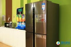 至臻良品,三星多开门冰箱造就健康美好生活
