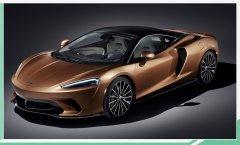迈凯伦推全新GT跑车 英国售价为16.3万英镑