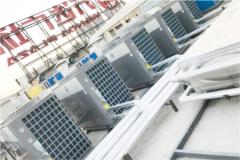 商场空气能热泵用纽恩泰,绿色节能又安全
