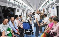 """福州地铁2号线试运营""""满月"""" 运行图兑现率100%"""