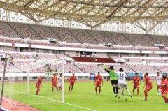 中冠联赛惠州队2:0赢深圳队 暂居小组赛A组榜首