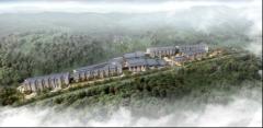 泰康之家·大清谷封顶 高品质医养社区亮相杭州