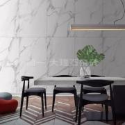 让空间更自然 简一大板与密缝 铺贴更配