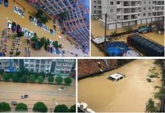 天安财险广西分公司全力应对多地暴雨灾害