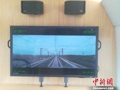 张呼高铁进行第一次高速检测 结果显示速度为275公里/小时