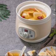 小熊电器复兴生活美学,一口电炖锅满足你对汤的所有美好想象