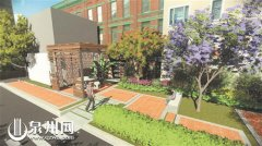 泉州市区有6处街头公园正在建设或规划中