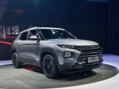 雪佛兰新SUV创界 AT变速箱车型将提供适时四驱系统