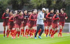 """世界杯小组赛第二轮对阵""""新军""""南非队 中国女足力争夺回出线"""