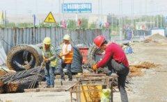 乌鲁木齐市米东大道二期道路改扩建工程已完成85%施工量任务