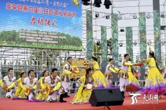 阿克苏地区库车县第九届小白杏文化旅游节举行