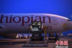 重庆开通首条前往非洲的定期货运航线 初期计划每周执飞2班