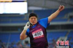 2019全国田径锦标赛 中国铅球名将巩立姣获得女子组铅球项目冠军