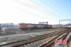上半年绥芬河站完成进口运量575.9万吨 创进口运量历史新高