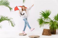 合适的儿童运动鞋助力儿童健康