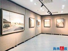 60幅油画定格厦门海沧美景 展览将持续至7月18日