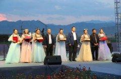 温泉县第三届香紫苏文化旅游节开幕 近万名疆内外游客齐聚博尔塔拉河畔