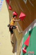 中攀联赛紫云站落幕 共约110名运动员参加