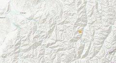 北京时间8月16日10时09分许阿富汗东北部发生5.2级地震