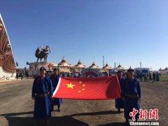 内蒙古第二十九届旅游那达慕大会在乌兰察布市四子王旗举行