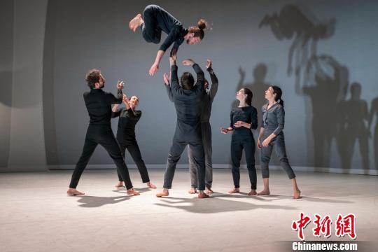 西班牙GN∣MC舞团的《局中局》剧照。主办方供图