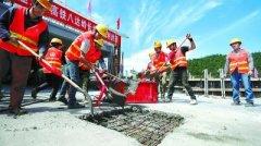 京张高铁八达岭长城站亮相 总建筑面积49500平方米