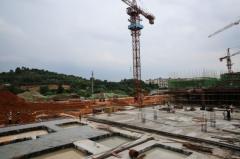 亿达中国长沙智造小镇扎实稳步建设取得阶段性进展
