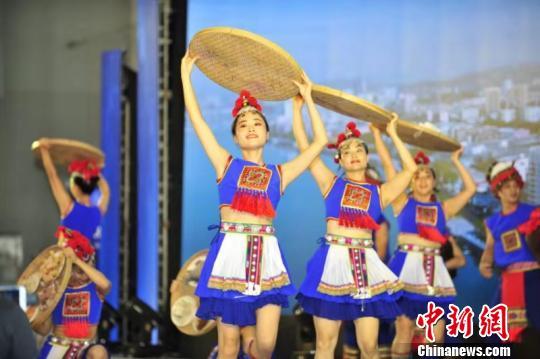 2019广东国际旅游产业博览会在广州开幕 孔剑锋 摄