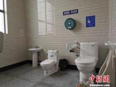 今年襄阳市区计划完成183座城市公厕建改任务 年底可正常完工