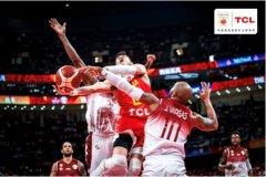 输赢我们一起扛!TCL与中国男篮同在