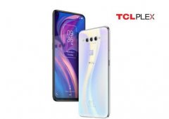 IFA 2019展视非凡,全新TCL PLEX智能手机海外首发