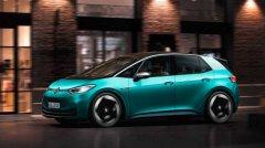 """大众发布全新""""电动版高尔夫""""ID.3 最高车速电子限速在160km/h"""