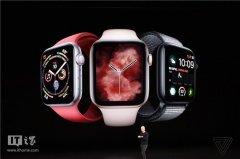 苹果Apple Watch 5正式发布 搭载Always-on Retina显示屏