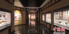 郑州古荥汉代冶铁遗址博物馆陈展提升重新开馆 展线长度提升400%