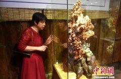 福建省工艺美术博览园28日在福州市朱紫坊历史文化街区开园