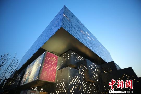 GFAA2019举办地嘉德艺术中心 主办方供图
