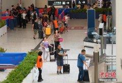 """""""十一""""黄金周访港旅客入境人次只有约264万 比去年同期下跌约3成"""