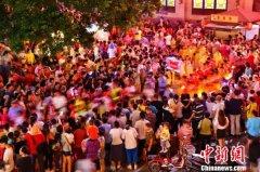 国庆黄金周广州接待游客1623.83万人次 同比增长10.27%