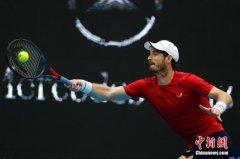 2019赛季ATP上海大师赛首轮比赛 穆雷逆转取胜