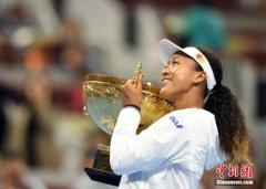 WTA官方公布新一期排名 大坂直美凭借中网夺冠重返前三