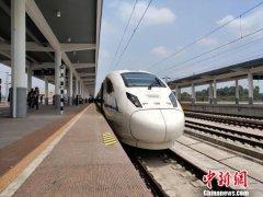 成贵铁路兴文至贵阳段启动联调联试 新建隧道106座