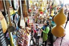 国庆假期喀什地区旅游收入8.30亿元 同比增长72.56%